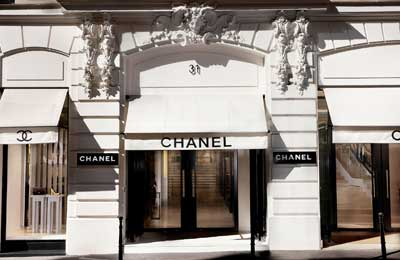 e-commerce chanel