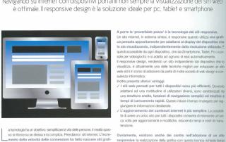Responsive Design - Articolo Torino Magazione Giugno 2014