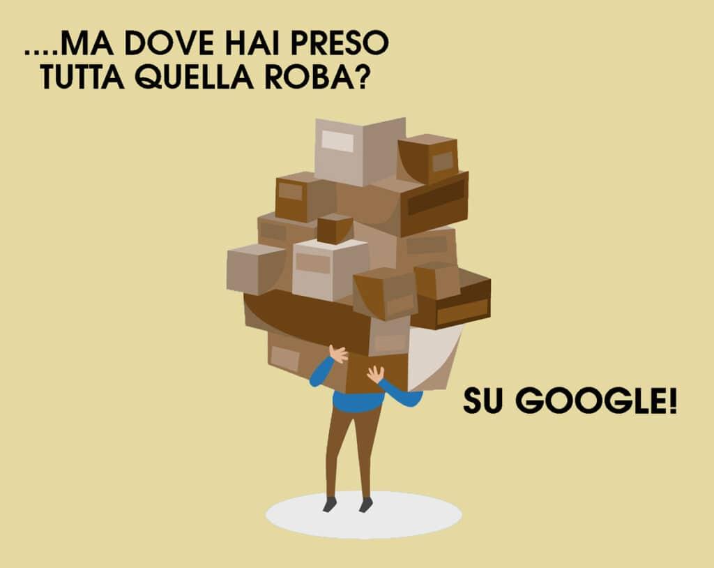 google negozio online