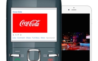 il video Cocacola realizzato con Slideshow