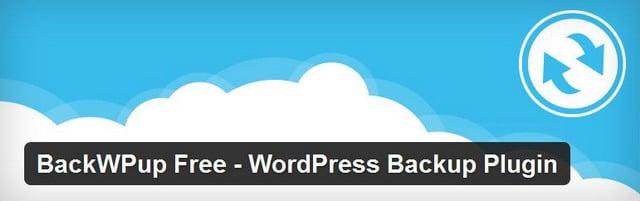 wordpress backwpup