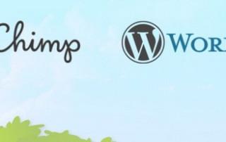 wordpress mailchimp