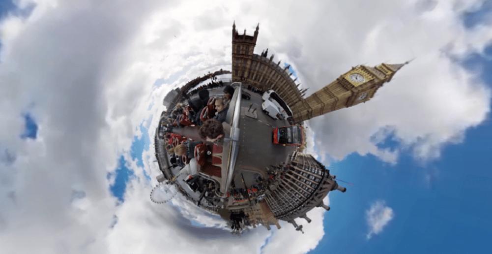 Londra 360 facebook foto
