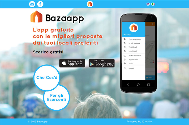 Bazaapp