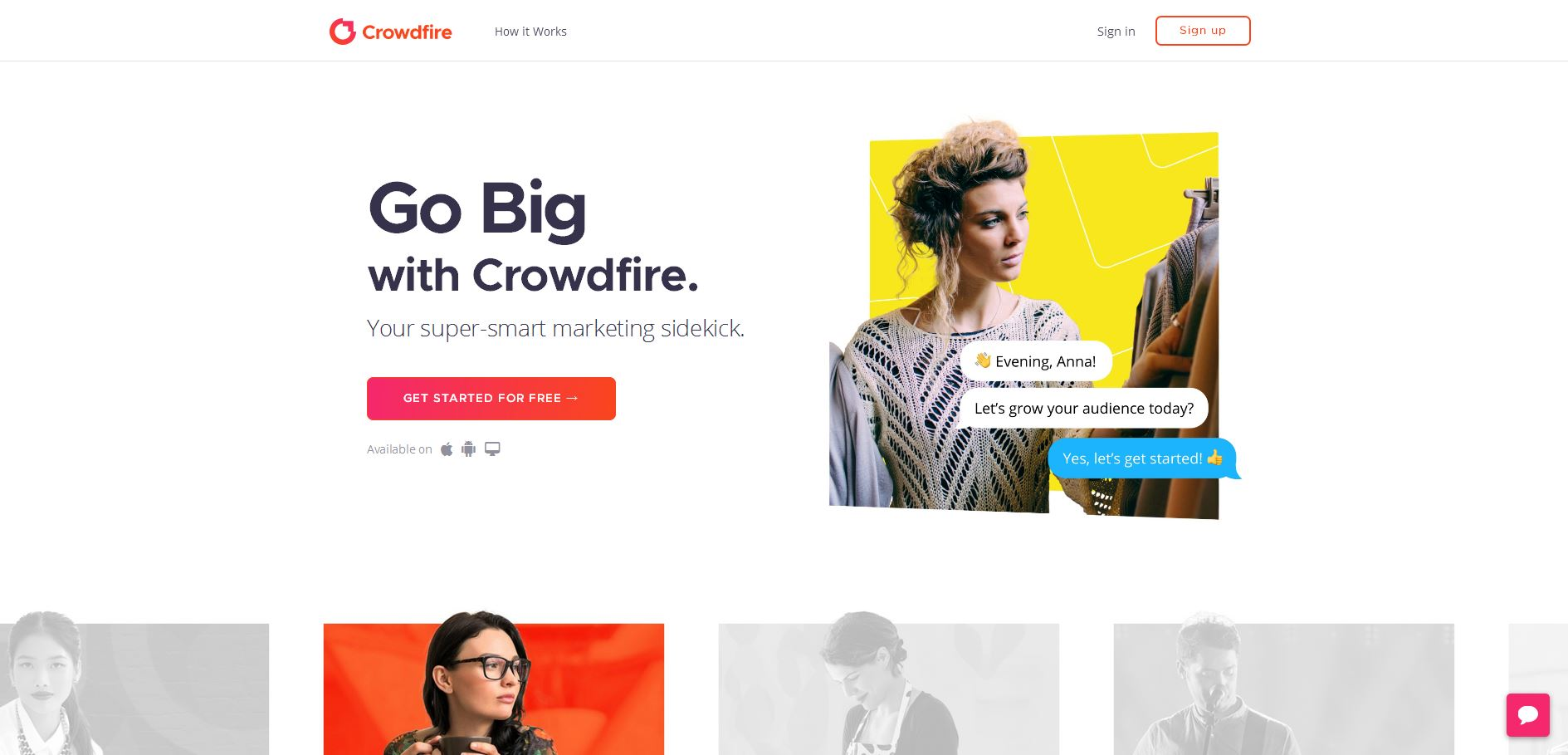 CrowdFire restyle 2017