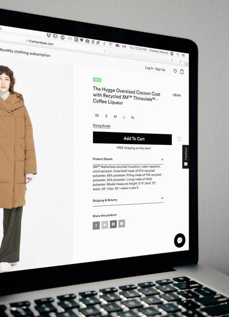 usabilità scheda e-commerce